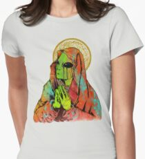 The Virgin Mother Women's Fitted T-Shirt