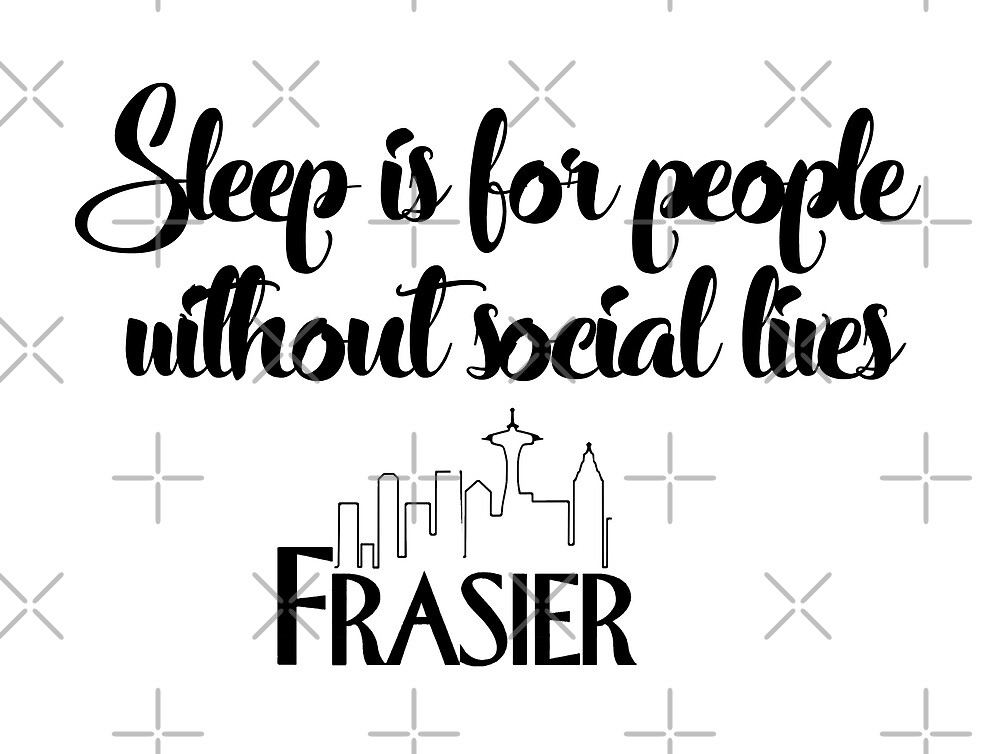 Sleep is for people without social lives by aluap106