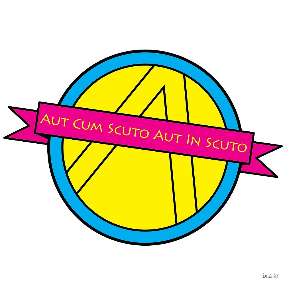 Aut Cum Scuto Aut In Scuto by brsrkr