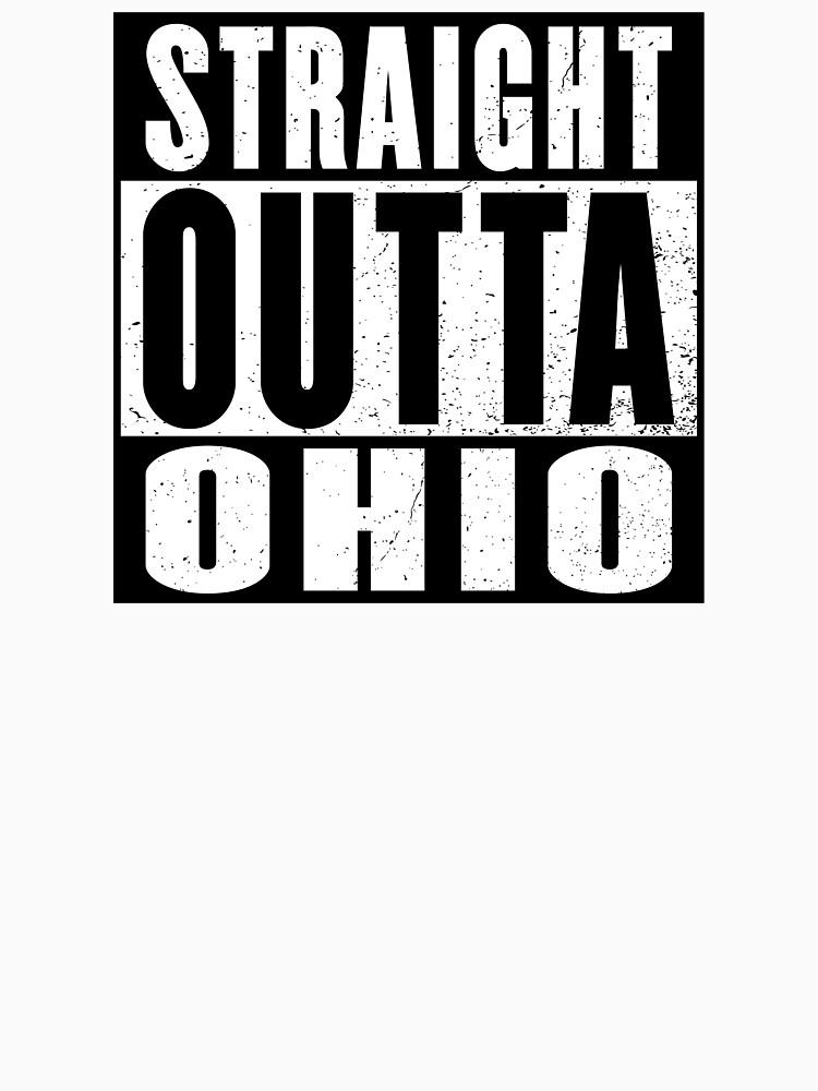 STRAIGHT OUTTA OHIO by NotYourDesign