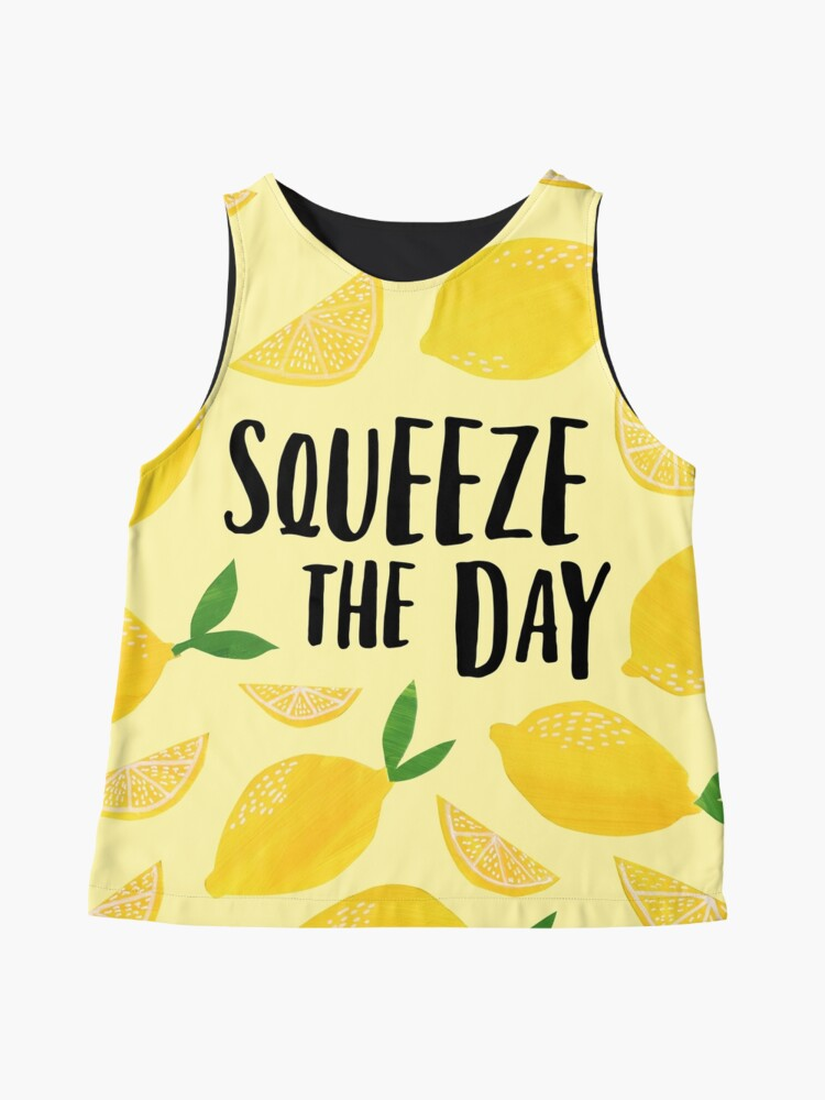 Alternate view of Squeeze the Day Sleeveless Top