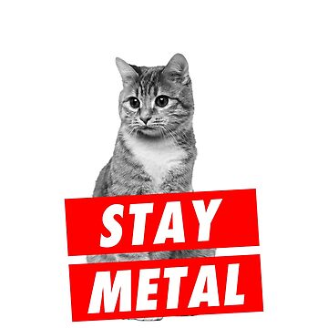 STAY METAL by PYHC