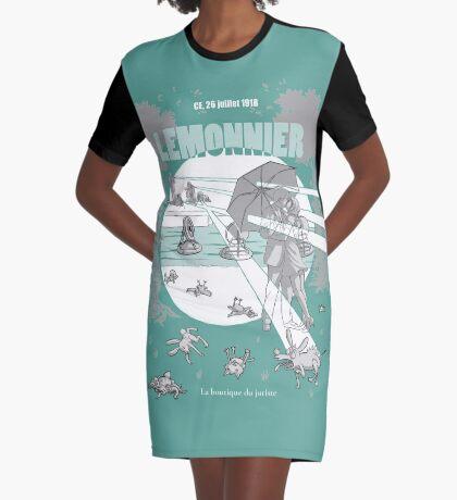 Lemonnier Robe t-shirt