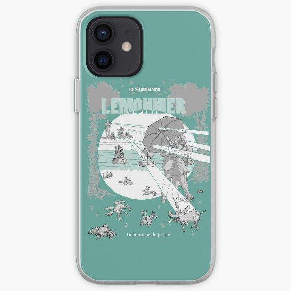 Lemonnier Coque souple iPhone
