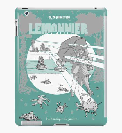 Lemonnier Coque et skin iPad