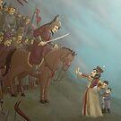 Alakhai Beki - Rejected Princesses by jasonporath