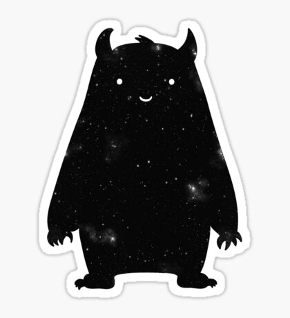 Mr. Cosmos Sticker