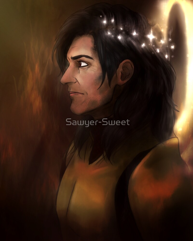 Samael's Last Stand by Sawyer-Sweet