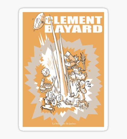 Bayard Sticker