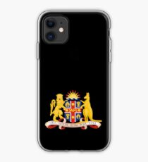 Coat of Arms of New South Wales, Australia iPhone Case
