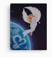 Earth Angel Canvas Print