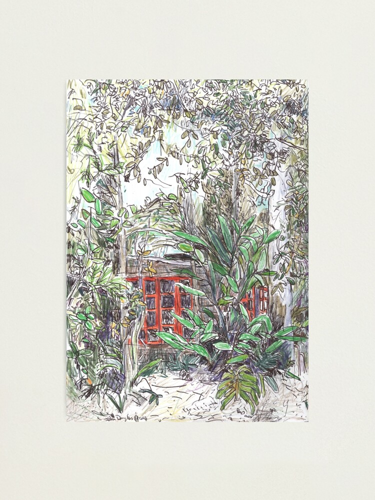 Alternate view of Tumoulin Atelier Photographic Print