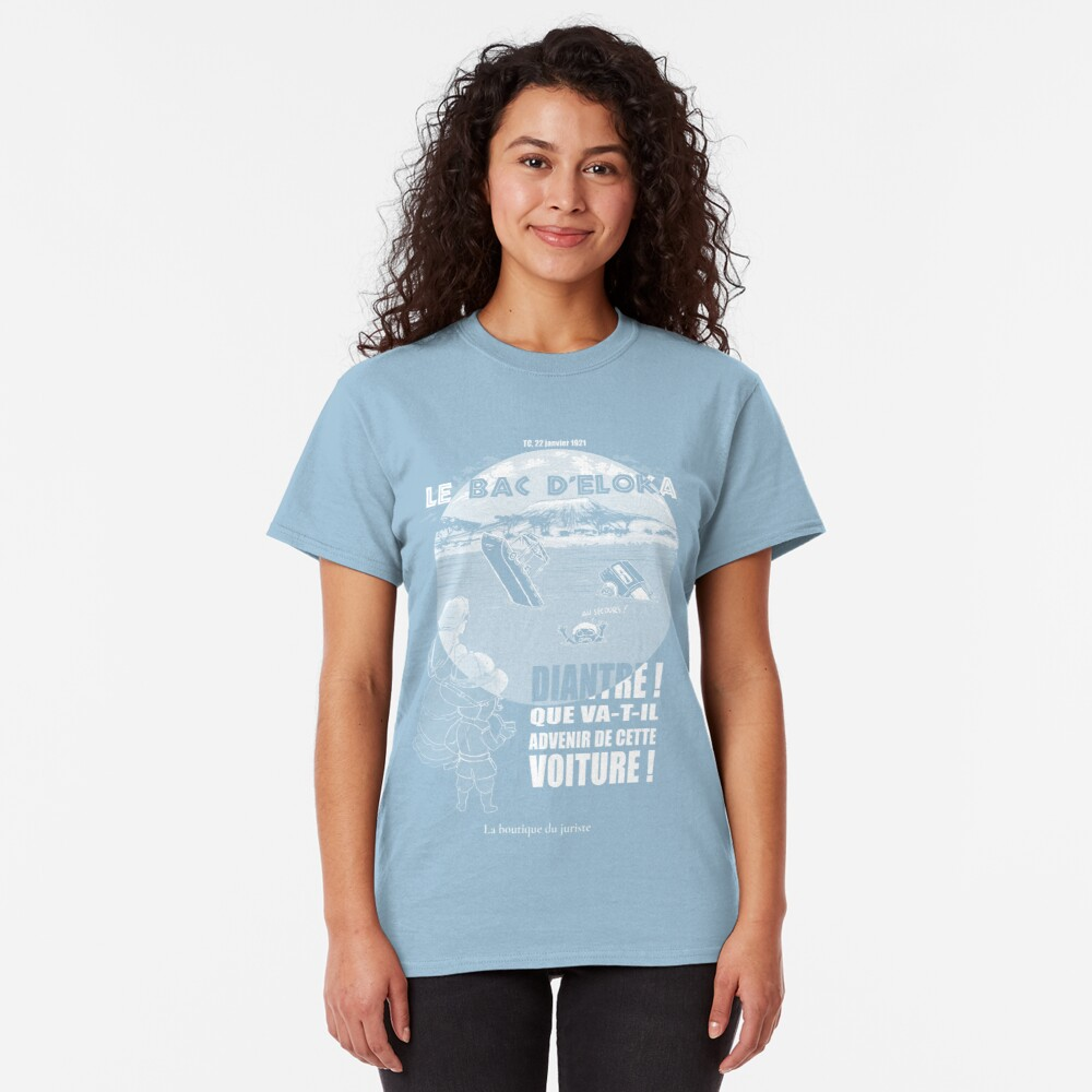 T-shirt classique «Eloka»