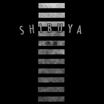 Shibuya Tokyo - Japan by mariocassar