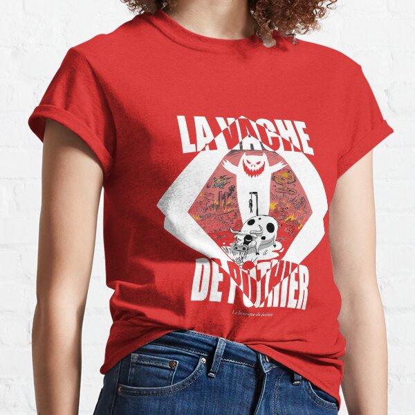 La vache de Pothier T-shirt classique