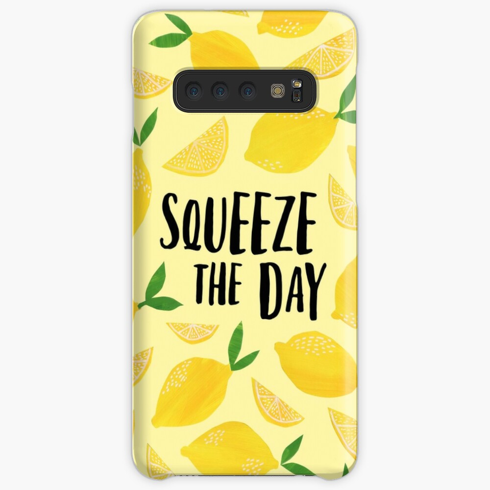Squeeze the Day Case & Skin for Samsung Galaxy