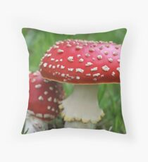 And then there was 2 Throw Pillow