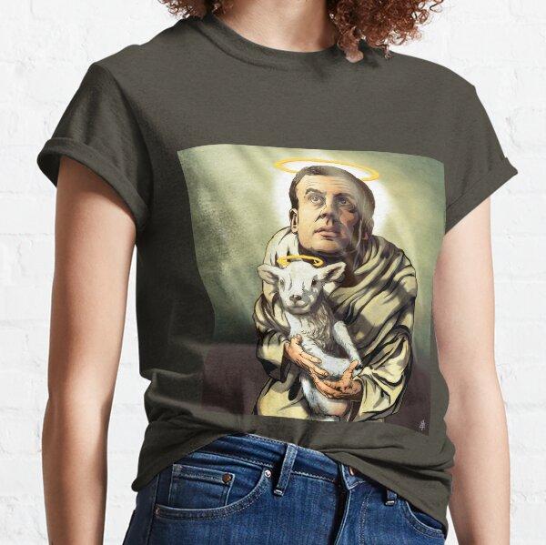 Saint Macron T-shirt classique