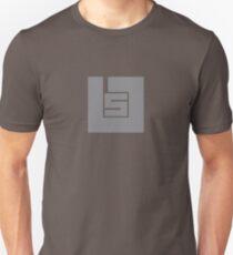 SadTech Logo (Grey) - Continuum Unisex T-Shirt