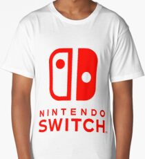 Nintendo Switch Long T-Shirt