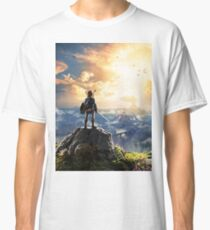 Legend of Zelda : Breath of the Wild artwork Classic T-Shirt