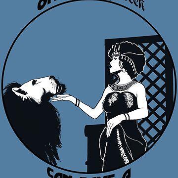Black Queen by ControversialT