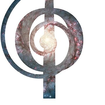 Whirlpool Galaxy | Phi Spiral  by SirDouglasFresh