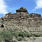 Dragon's Head I – Nine Mile Canyon, Carbon County, UT by Rebel Kreklow