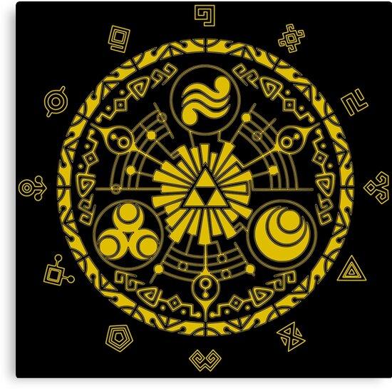 Legend of Zelda Gate of Time by CraigUK37