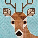 Deer by Scott Partridge