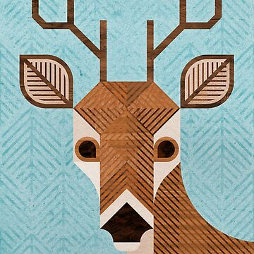 Deer by scottpartridge