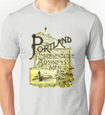 Portland 1891. Unisex T-Shirt