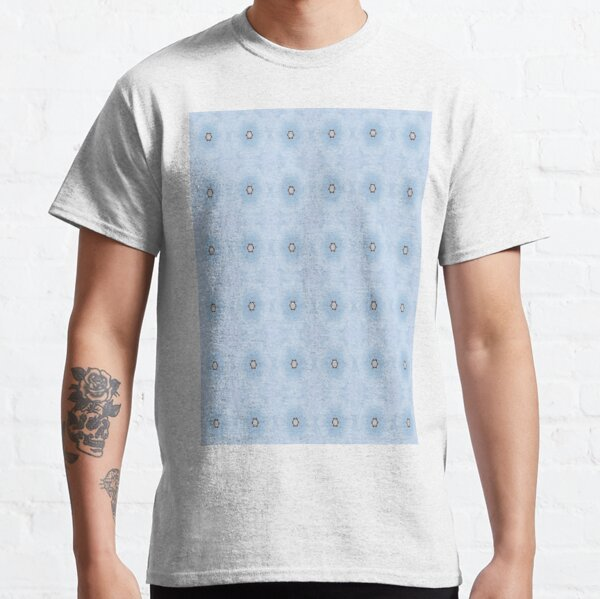 Pattern, design, tracery, weave, #Pattern, #design, #tracery, #weave Classic T-Shirt