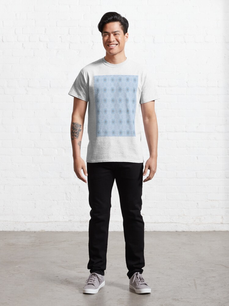 Alternate view of Pattern, design, tracery, weave, #Pattern, #design, #tracery, #weave Classic T-Shirt