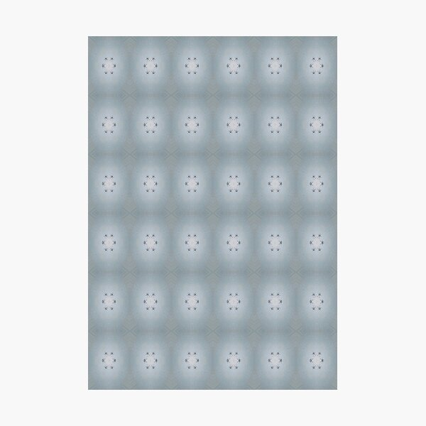 Pattern, design, tracery, weave, #Pattern, #design, #tracery, #weave Photographic Print