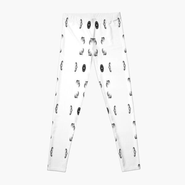 Pattern, design, tracery, weave, #Pattern, #design, #tracery, #weave Leggings