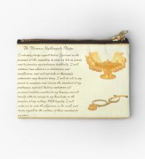 The Florence Nightingale Pledge Studio Pouch