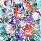 Bouquet by Kathie Nichols