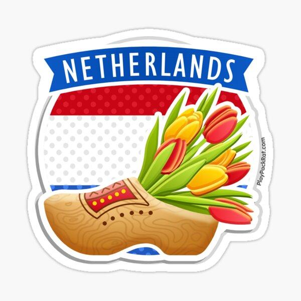 The Netherlands Sticker