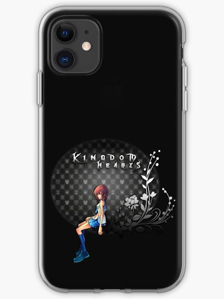 coque iphone 8 kingdom hearts aqua