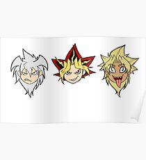 Yu-Gi-Oh! Yamis Poster