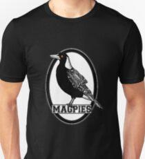 Magpies team Unisex T-Shirt
