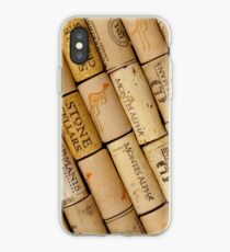 Wine corks iPhone-Hülle & Cover