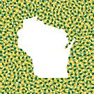 Wisco: Green Bay Colors by abigailhausman