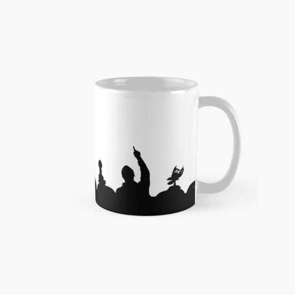 MST3K Silhouette Classic Mug