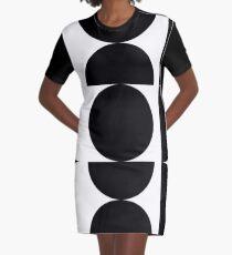 Noir - Lumiére Graphic T-Shirt Dress