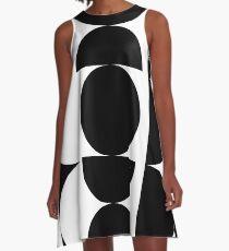 Noir - Lumiére A-Line Dress