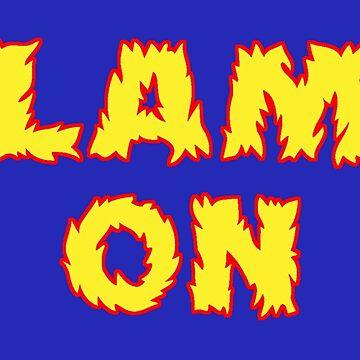FLAME ON! by KinkyKaiju
