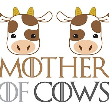 Mother of Cows by jazzydevil