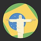 Christ the Redeemer by James Frewin